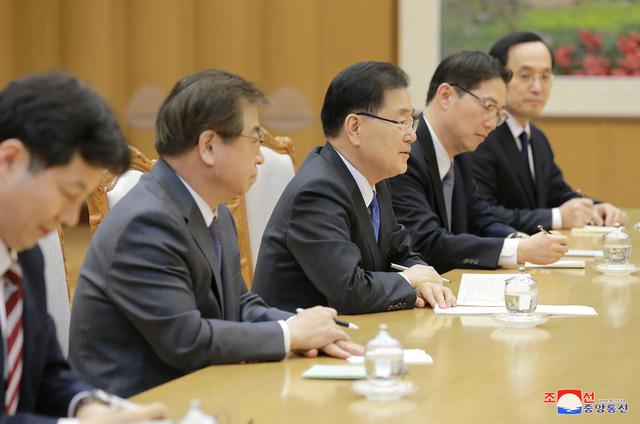 Triều Tiên hy vọng viết nên lịch sử thống nhất mới với Hàn Quốc - Ảnh 3.