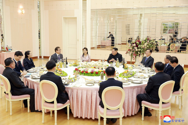Triều Tiên hy vọng viết nên lịch sử thống nhất mới với Hàn Quốc - Ảnh 4.