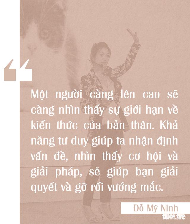 Đỗ Mỹ Ninh Google: 'Với phụ nữ Việt, gia đình luôn quan trọng - Ảnh 4.