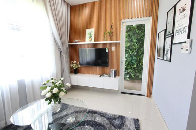 Mãn nhãn với thiết kế nội thất ở căn hộ 600 triệu - Ảnh 3.