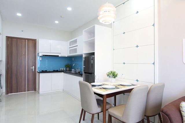 Mãn nhãn với thiết kế nội thất ở căn hộ 600 triệu - Ảnh 5.