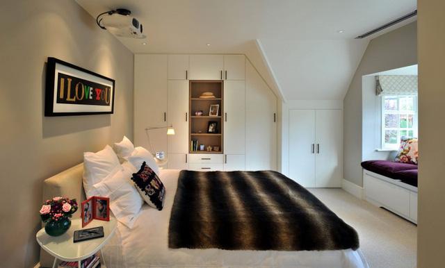 Những kiểu phòng ngủ đẹp đang thịnh hành - Ảnh 12.