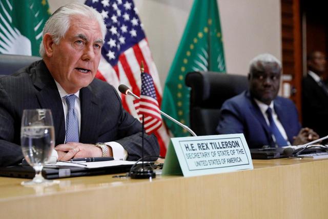 Ngoại trưởng Mỹ cảnh báo châu Phi 'đổ nợ' khi vay Trung Quốc - Ảnh 1.