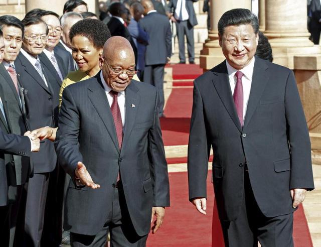 Ngoại trưởng Mỹ cảnh báo châu Phi 'đổ nợ' khi vay Trung Quốc - Ảnh 2.