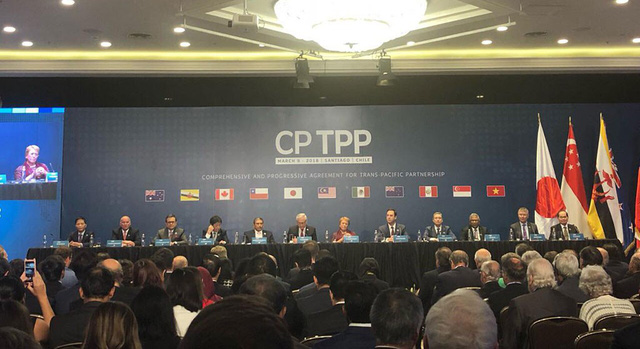 CPTPP sẽ giúp GDP Việt Nam tăng thêm 3,5% - Ảnh 1.