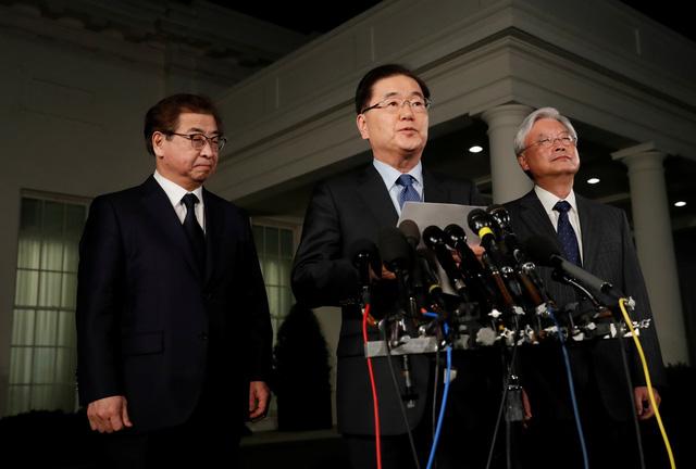 Ông Trump và ông Kim Jong Un sẽ gặp nhau vào tháng 5 - Ảnh 3.