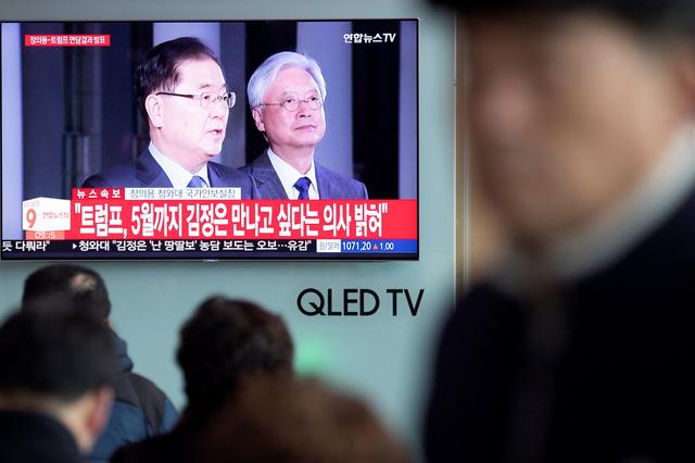 Ông Trump và ông Kim Jong Un sẽ gặp nhau vào tháng 5 - Ảnh 4.
