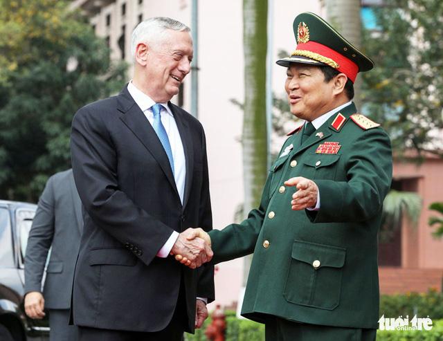 Quan hệ quốc phòng Việt - Mỹ: hợp tác và nhiều triển vọng - Ảnh 1.
