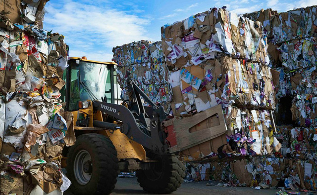 Thụy Điển thành vua tái chế rác nhờ đâu? - Ảnh 1.