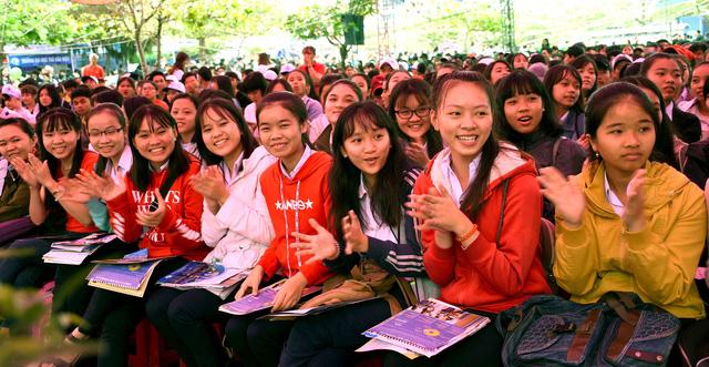 20 ngày cho thí sinh đăng ký dự thi THPT quốc gia 2018 - Ảnh 1.