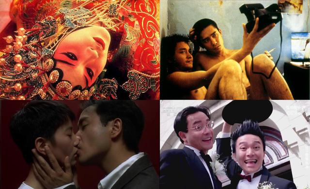 Kết quả hình ảnh cho 张国荣 đồng tính