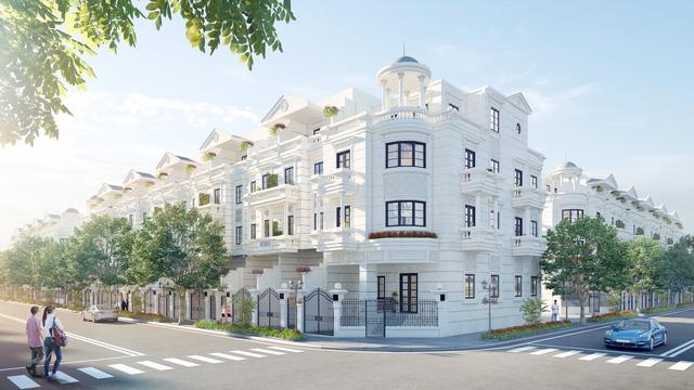 Nhà phố, biệt thự hút khách đầu năm 2018 - Ảnh 1.