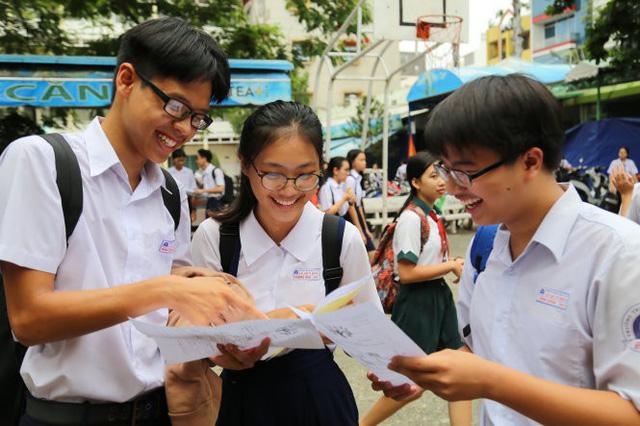 TP.HCM công bố chỉ tiêu tuyển sinh lớp 10 chuyên - Ảnh 1.