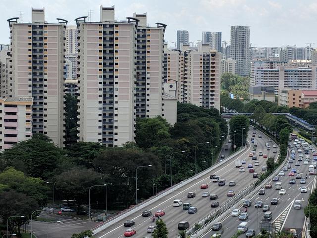 Bí mật văn hóa làng ở chung cư Singapore - Ảnh 1.