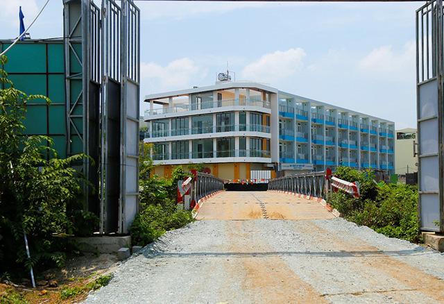 Sinh viên Trường ĐH Văn Lang học tập tại cơ sở mới - Ảnh 1.