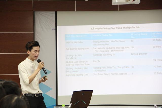 Quản trị kinh doanh UEF: Cái nôi khởi nghiệp của nhiều bạn trẻ - Ảnh 2.