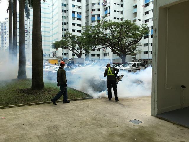 Bí mật văn hóa làng ở chung cư Singapore - Ảnh 4.