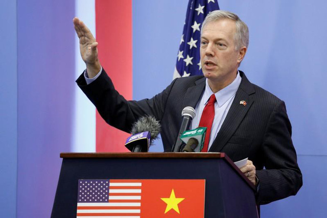 Cựu đại sứ Ted Osius: Mỹ muốn trục xuất người nhập cư Việt Nam - Ảnh 1.