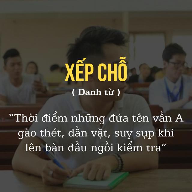 Từ điển vui thời học sinh, nhà ngôn ngữ cũng phải... hết hồn - Ảnh 3.