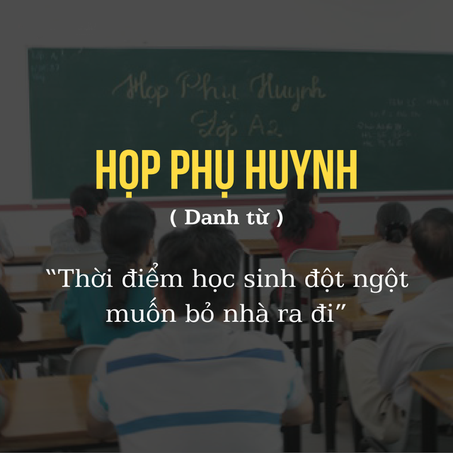 Từ điển vui thời học sinh, nhà ngôn ngữ cũng phải... hết hồn - Ảnh 8.