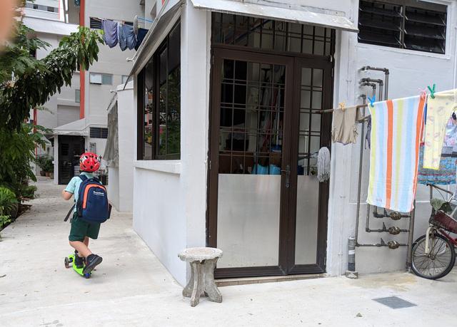 Chung cư HDB Singapore: Thảm họa cho chủ hộ nếu mèo... chui vô nhà - Ảnh 3.