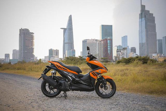 Động cơ xe tay ga Yamaha có thật sự tốt? - Ảnh 1.