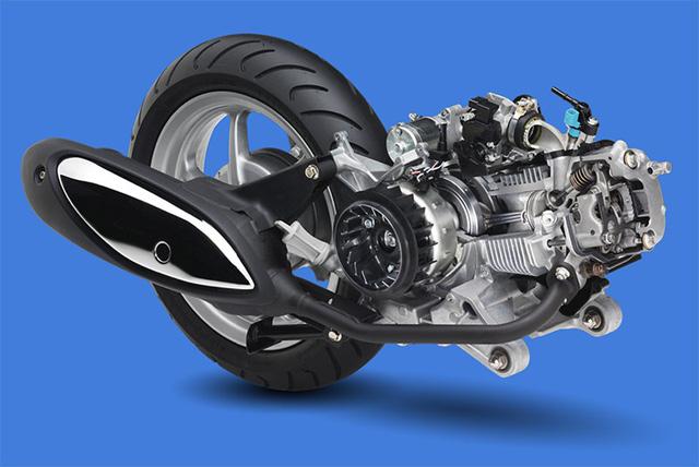 Động cơ xe tay ga Yamaha có thật sự tốt? - Ảnh 2.