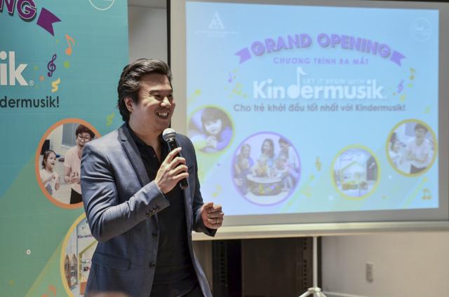 Ca sĩ Triệu Yên là giảng viên đầu tiên của Kindermusik tại Việt Nam - Ảnh 3.