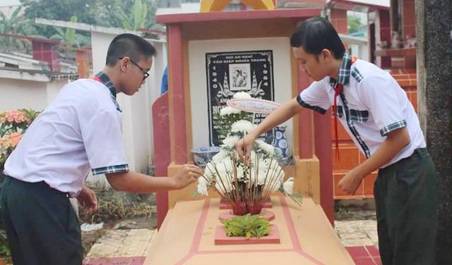 Đưa hài cốt anh Nguyễn Văn Trỗi về nghĩa trang liệt sĩ TP.HCM - Ảnh 1.