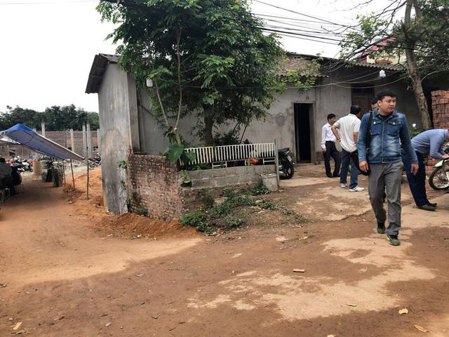 Bắt nghi phạm sát hại bé trai 8 tuổi ở Vĩnh Phúc - Ảnh 1.
