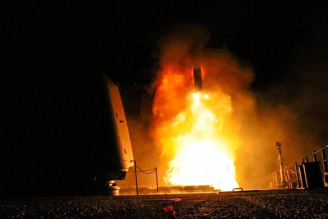 Nga công bố loại vũ khí hạ tên lửa Mỹ rụng như sung ở Syria - Ảnh 2.