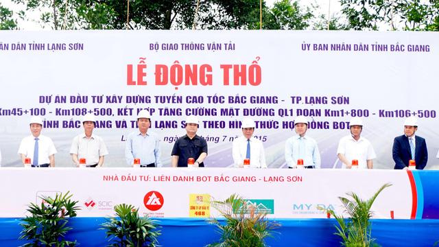 Cao tốc Bắc Giang - Lạng Sơn 12 ngàn tỉ lại có nguy cơ vỡ tiến độ - Ảnh 1.