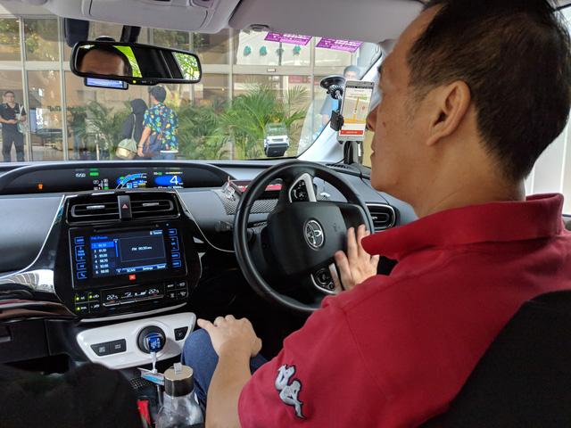Singapore cho phép ứng dụng Uber sống đến 7-5 - Ảnh 1.