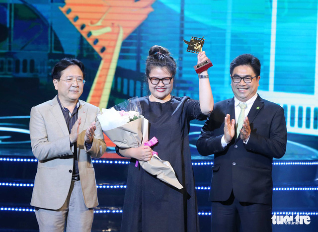 'Cô Ba Sài Gòn' chiến thắng tại Cánh diều 2018 - Ảnh 1.