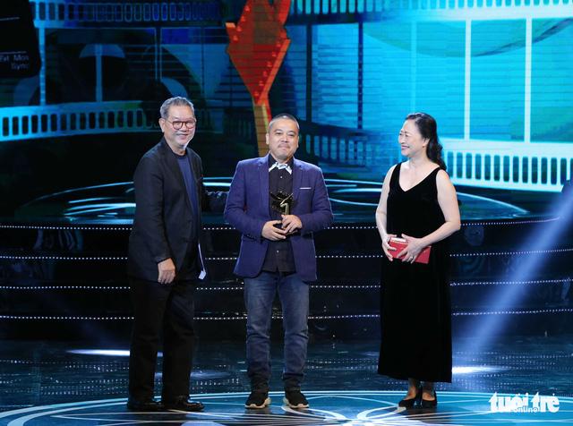 'Cô Ba Sài Gòn' chiến thắng tại Cánh diều 2018 - Ảnh 2.