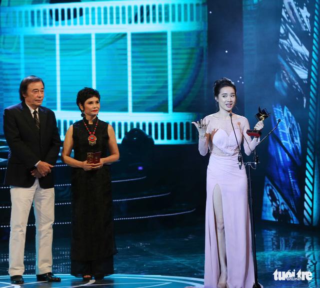 'Cô Ba Sài Gòn' chiến thắng tại Cánh diều 2018 - Ảnh 3.