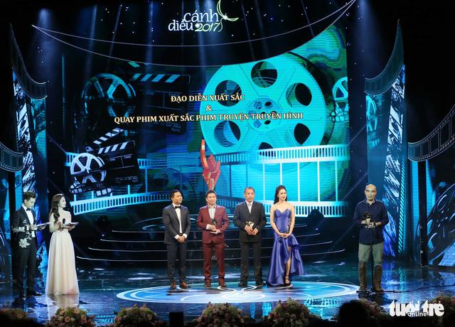'Cô Ba Sài Gòn' chiến thắng tại Cánh diều 2018 - Ảnh 4.