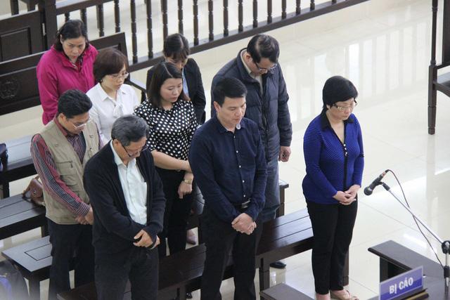 Y án chung thân cựu đại biểu Quốc hội Châu Thị Thu Nga - Ảnh 1.