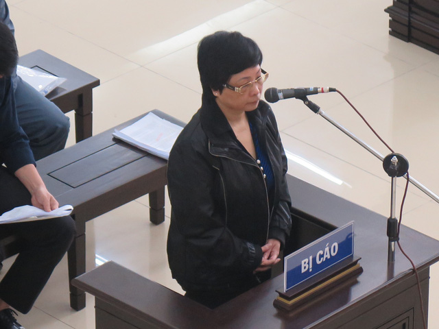 Y án chung thân cựu đại biểu Quốc hội Châu Thị Thu Nga - Ảnh 3.
