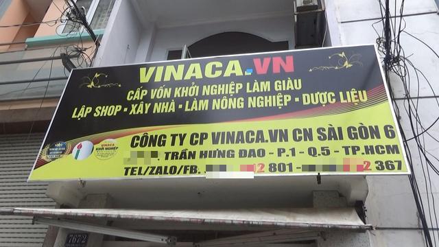 Thuốc chữa ung thư bằng bột than tre của Vinaca xuất hiện ở TP.HCM - Ảnh 4.