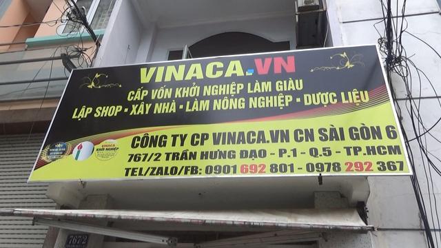 Thuốc chữa ung thư bằng bột than tre của Vinaca xuất hiện ở TP.HCM - ảnh 4