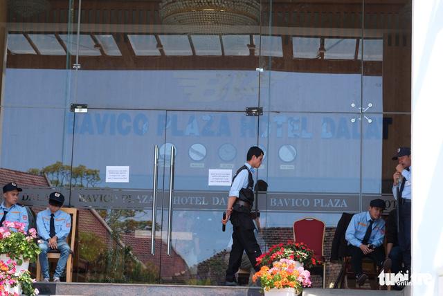 Ngân hàng Quân Đội thu khách sạn Bavico Đà Lạt để siết nợ - ảnh 2