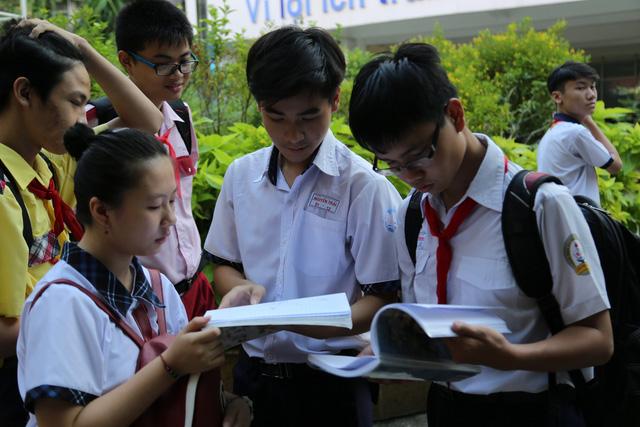 TPHCM: thêm 3 trường THPT tuyển sinh lớp 10 tích hợp  - Ảnh 1.