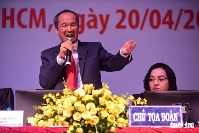 Ông Dương Công Minh: sẽ rời Sacombank nếu... - Ảnh 2.