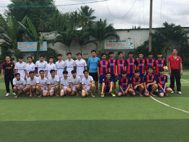 'Học mà chơi' là mục tiêu hàng đầu của trường THCS - THPT Nam Việt - Ảnh 3.