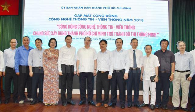 Cộng đồng CNTT-Viễn thông tham gia đề án thành phố thông minh - Ảnh 2.