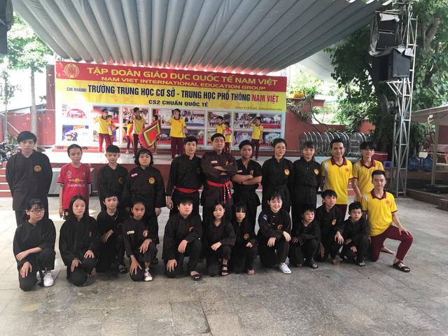 'Học mà chơi' là mục tiêu hàng đầu của trường THCS - THPT Nam Việt - Ảnh 4.