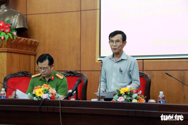 Công an Đắk Nông tung trinh sát đi điều tra về cà phê pin - Ảnh 1.