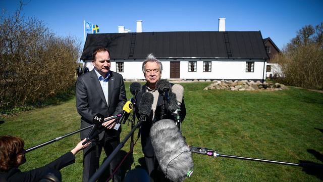 LHQ họp bất thường về Syria ở miền quê Thụy Điển - Ảnh 1.