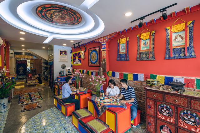 Bỏ nghề báo để startup với văn hóa Tây Tạng - Ảnh 5.